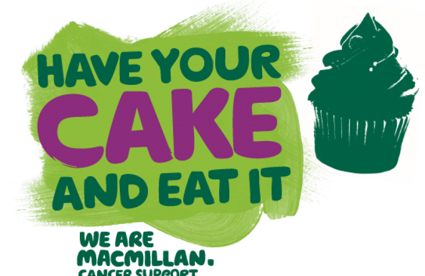 Macmillan Have your cake