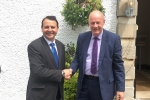 Alberto Costa MP and Rt. Hon Damian Green MP